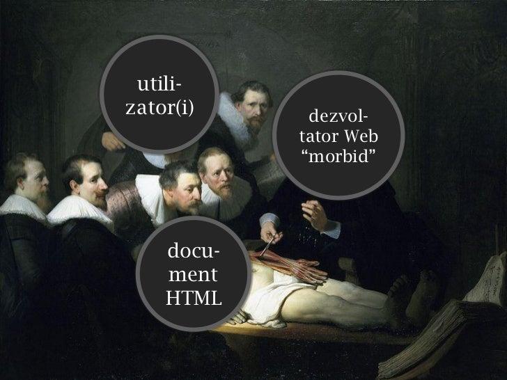 O lectie de anatomie Web. Disectia unui document HTML Slide 3