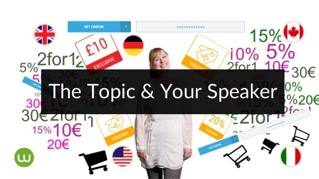 Sabine Langmann - Brighton SEO 2018 - How to expand to different markets Slide 3
