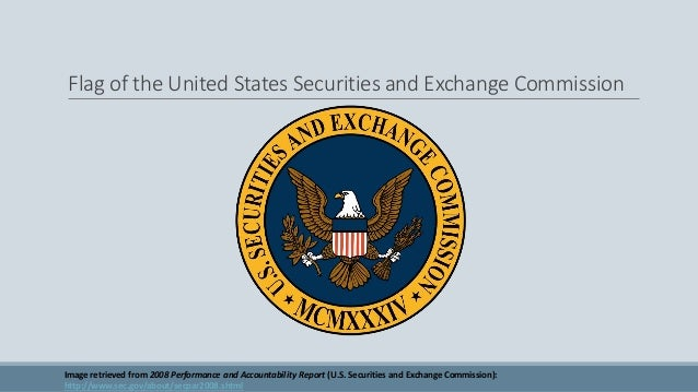the role and objectives of the us securities and exchange commission sec Start studying ch 1 financial accounting and accounting standards (kieso the us securities and exchange commission (sec) role of the securities and.