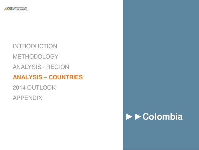 An introduction to the country of colombia