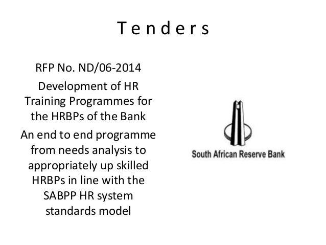 SABPP HR Standards Journey
