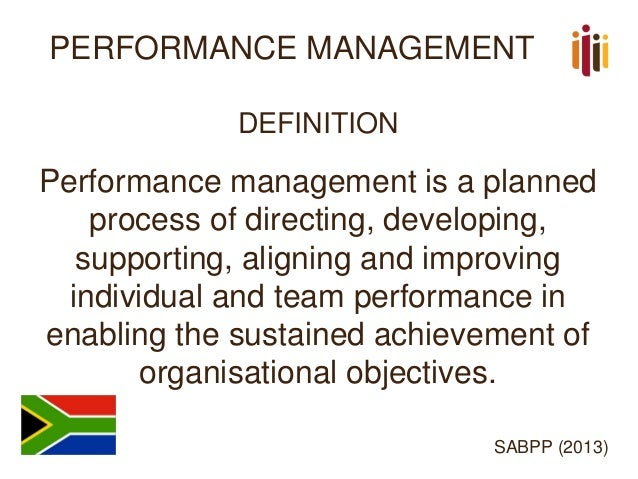 definition of performance management Business performance management is a set of performance management and analytic processes that enables the management of an organization's performance to achieve one.