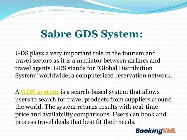 Sabre GDS System, Sabre Reservation System Slide 2