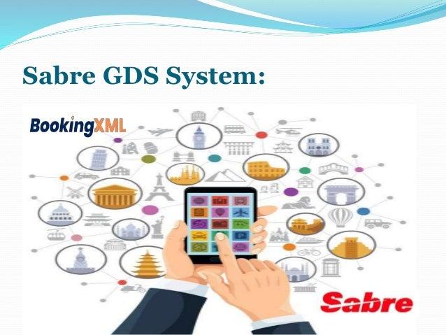 Sabre GDS System, Sabre Reservation System Slide 3