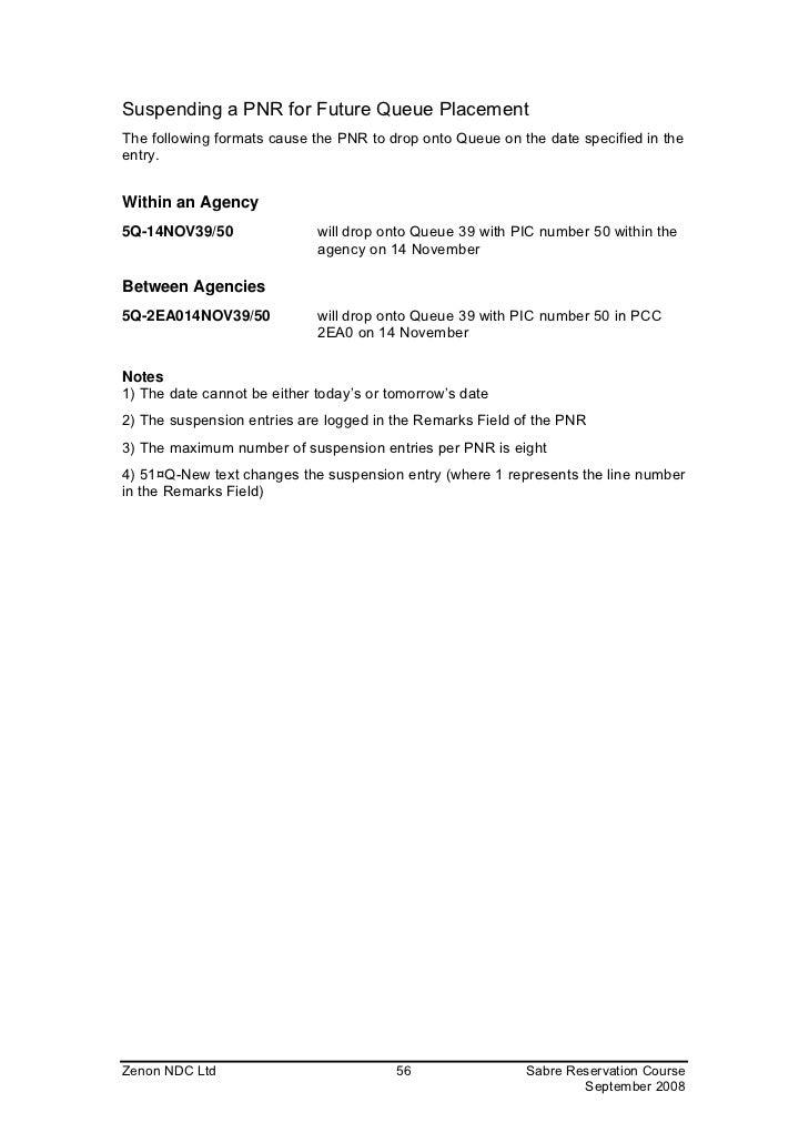 sabre reservation manual rh slideshare net Sabre Application Sabre CRS System
