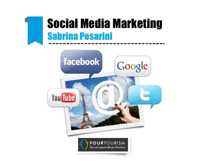 Social Media MarketingSabrina Pesarini