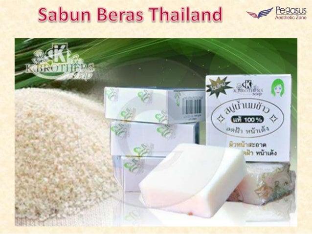Sabun Beras Thailand Asli Sabun Beras Thailand Di Surabaya Sabun Be
