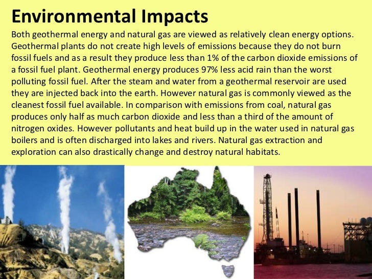 promoting geothermal energy air emissions comparison