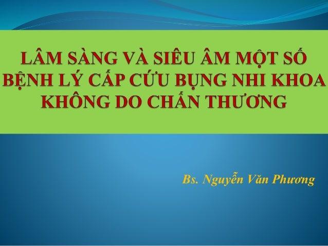 Bs. Nguyễn Văn Phương