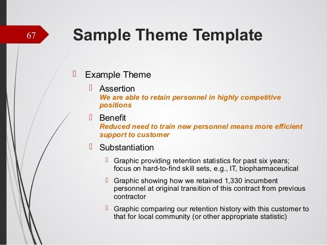 Business development for small government contracting companies assertion 67 67 sample theme template flashek Gallery