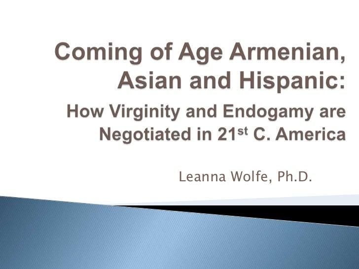 Leanna Wolfe, Ph.D.