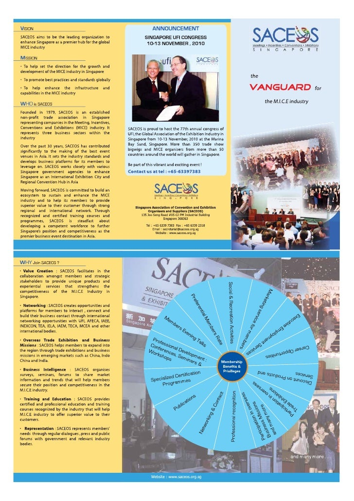 Saceos Brochure 2009