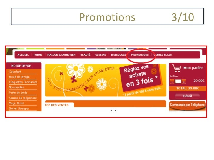 Promotions 3/10