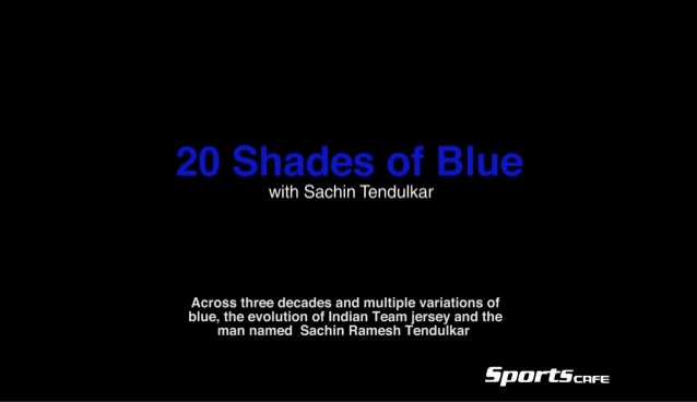 20 Shades of Blue