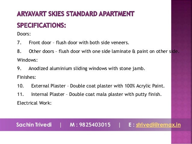 Aaryavart Skies 5bhk Penthouse For Sale Near Nehrunagar