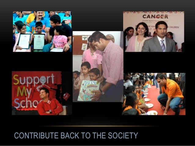 an introduction to the life of sachin tendulkar Sachin tendulkar life history slideshow 5312129 by kedem.