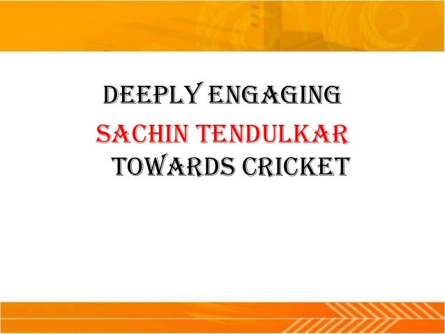 my role model sachin tendulkar essay Home cricket diary 'tendulkar is my role model' harish kotian in nagpur | march 04, 2006 england left-arm spinner monty panesar admitted that his first victim in test cricket, sachin tendulkar, is also his hero.