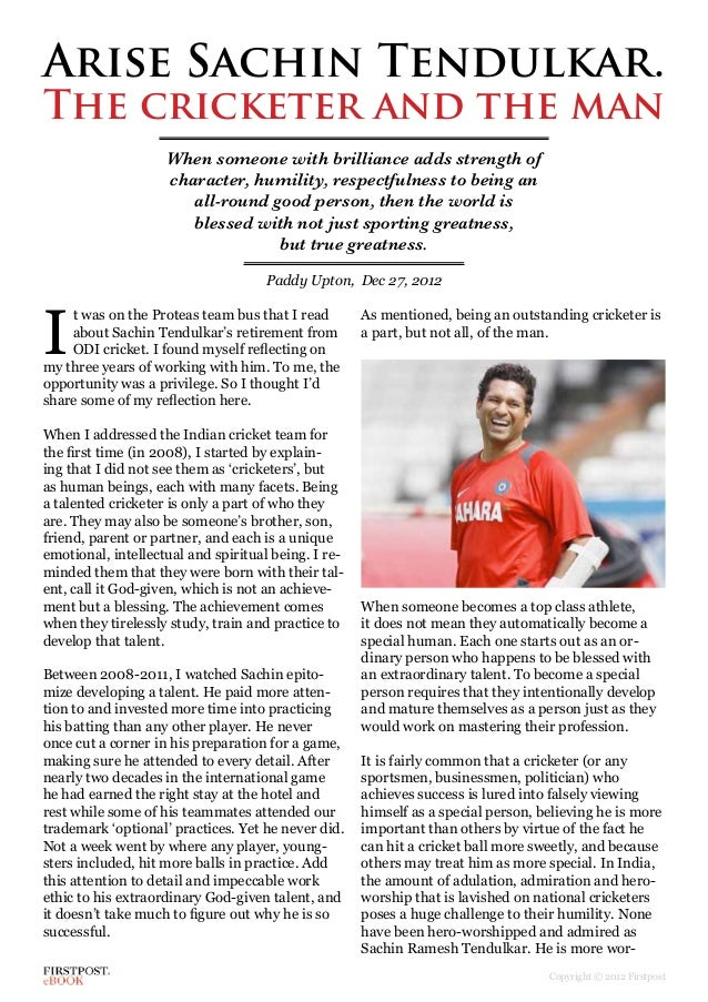 essay about my favourite sports personality I consider cycling as my favorite pastime  essay-i believe that sports play an important role in the  a soothing effect to my entire personality and my.