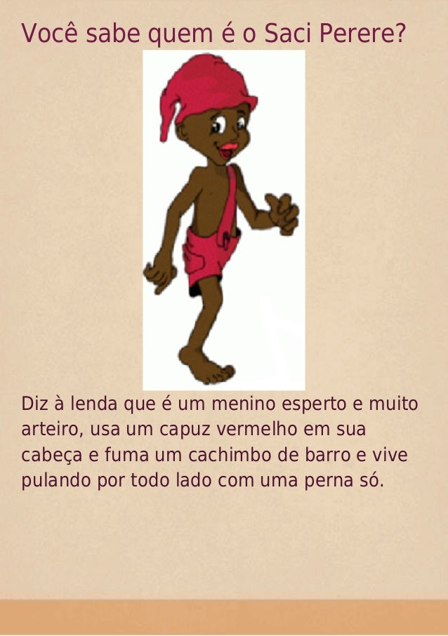 SACI PERERÊ Slide 2