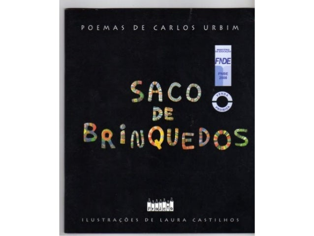 SACO! DE BRINQUEDO