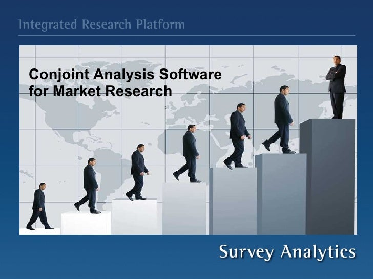 SurveyAnalytics:Conjoint Analysis
