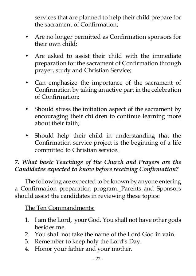 catholic confirmation letter encouragementcatholic confirmation ...