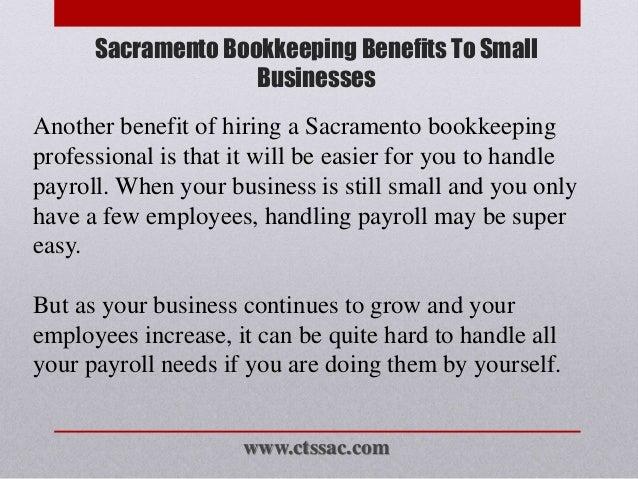 Sacramento bookkeeping benefits to small businesses 6 sacramento bookkeeping benefits to small businesses solutioingenieria Images