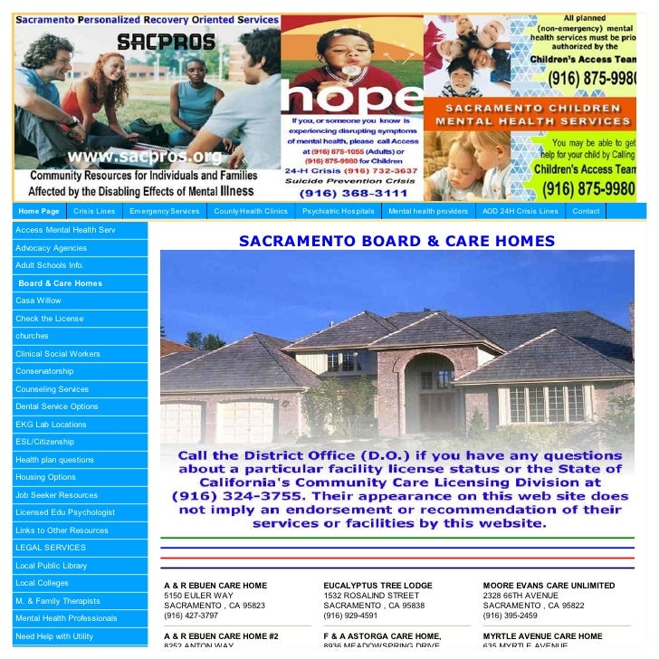 Home Page        Crisis Lines   Em ergency Services   County Health Clinics   Psychiatric Hospitals   Mental health provid...
