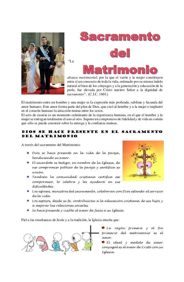 Matrimonio Catolico Rito : Sacramento del matrimonio pdf