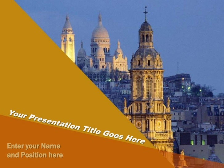 Your Presentation Title Goes Here<br />Enter your Name and Position here<br />