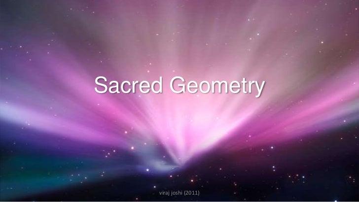 Sacred Geometry<br />viraj joshi (2011)<br />