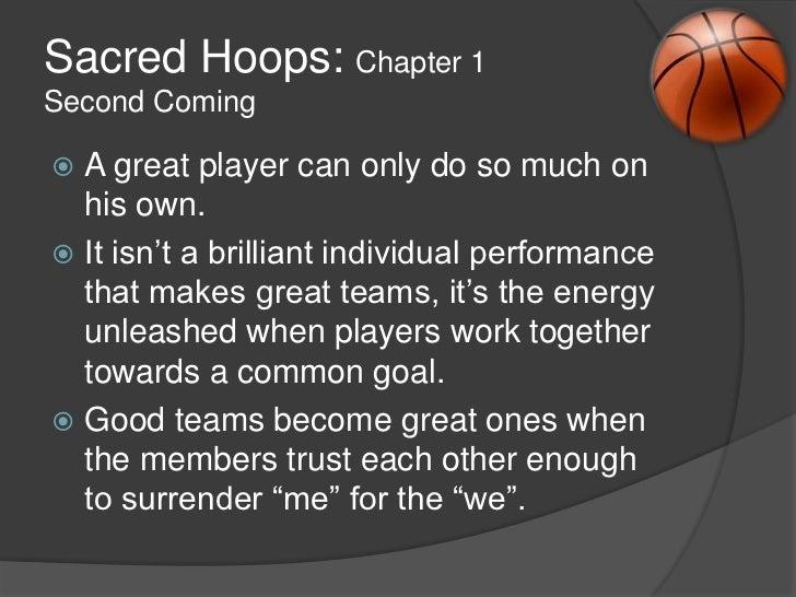 sacred hoops phil jackson summary