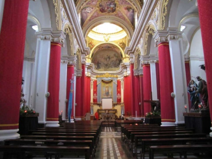 Sacro Cuor Church Malta, Good Friday 2011