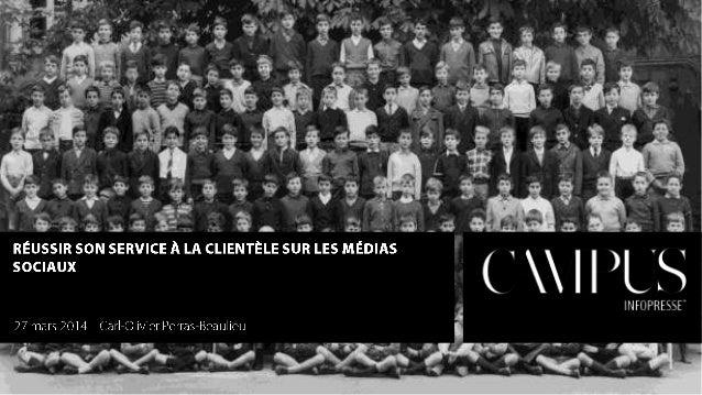 • Carl-Olivier Perras-Beaulieu travaille dans l'univers des communications numériques et des relations publiques depuis pl...