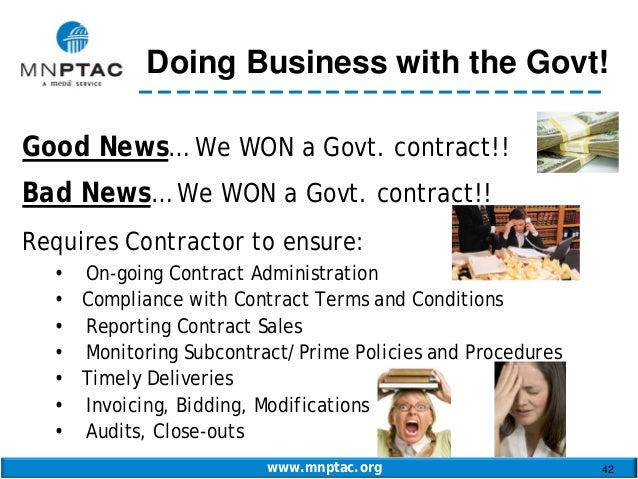 an introduction to the analysis of government contracts Our analysis suggests an important role for economic efficiency concerns, as well as politics, in contracting for government services i introduction government services contracts: evidence of us cities 509 r 2010 the authors.