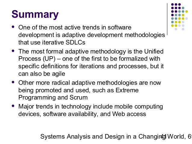 System Analysis And Design 6th Edition Chapter 14