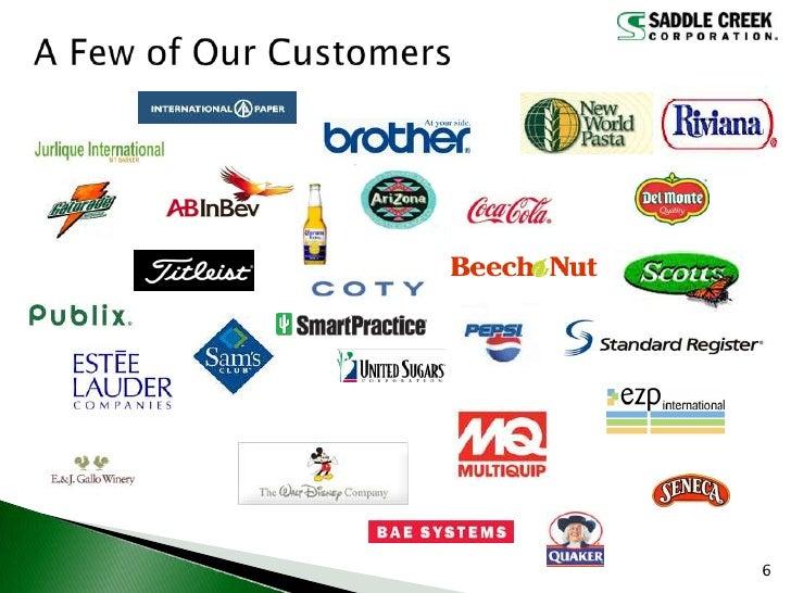 Saddle Creek Corporation Overview