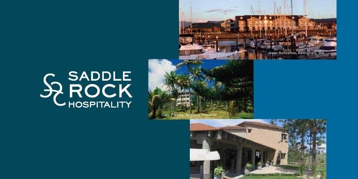 Hotel Bellwether, Bellingham, WACielo Paraiso, Boquete, Panama                                 Bear Mountain Ranch, Chelan...