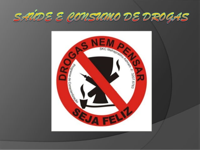    As drogas são substâncias que alteram o funcionamento    do teu corpo.   os medicamentos, o tabaco e o álcool são con...