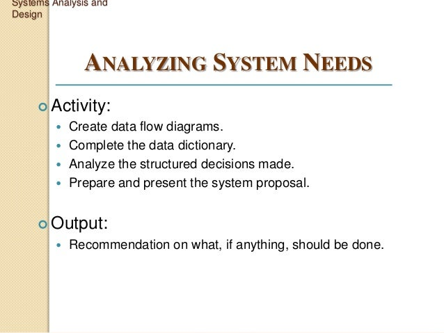 system analysis and design a Systems analysis & design on the academic oxford university press website.
