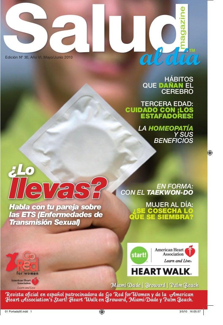 Tm Edición Nº 30, Año VI, Mayo/Junio 2010                                                                  HábItos        ...