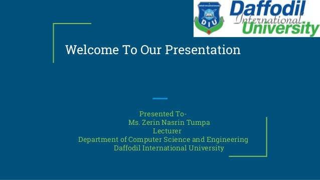 System Analysis And Design Presentation
