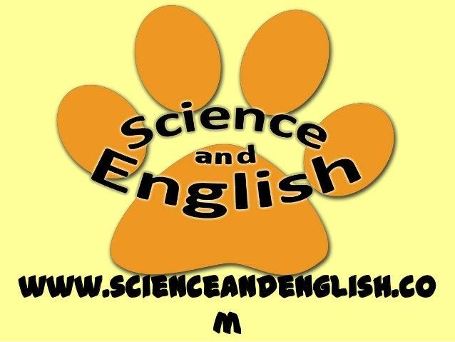 www.scienceandenglish.co           m
