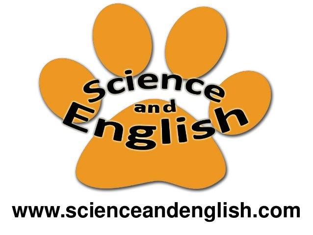 www.scienceandenglish.com