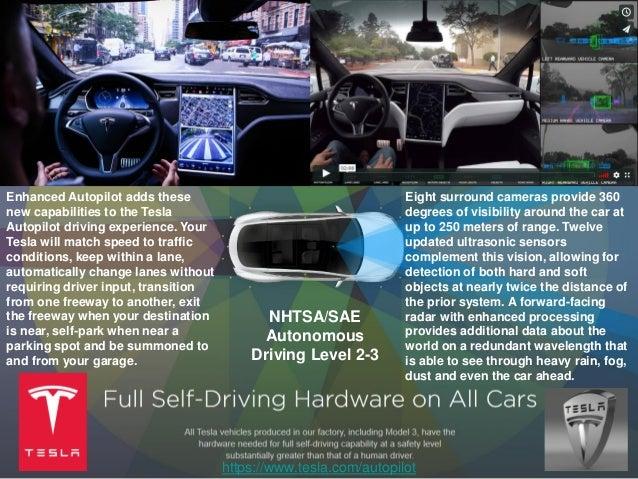SAE Arizona - Autonomous Vehicles IRC Presentation on 9/20/18