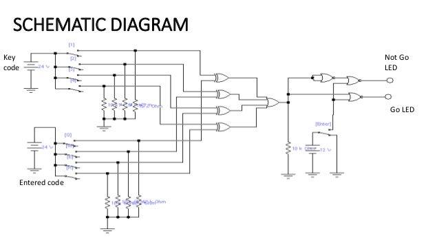 simple combination lock circuit diagram wire data schema u2022 rh 66 42 83 44