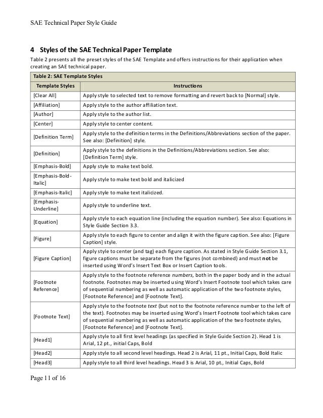 technical paper template elita aisushi co