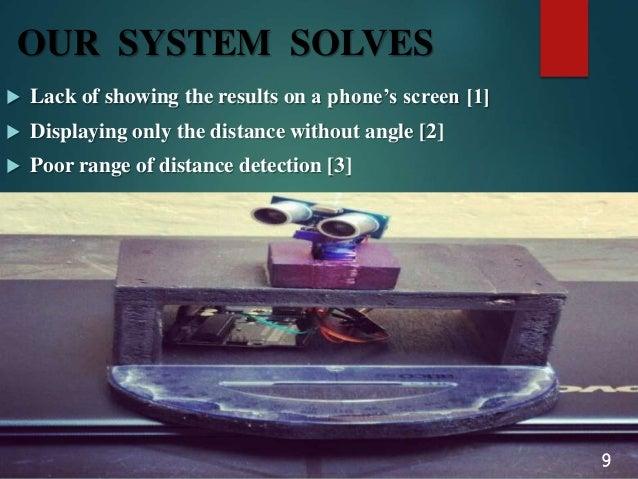 Arduino Radar System