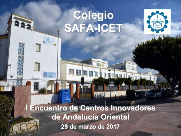 Colegio SAFA-ICET 29 de marzo de 2017