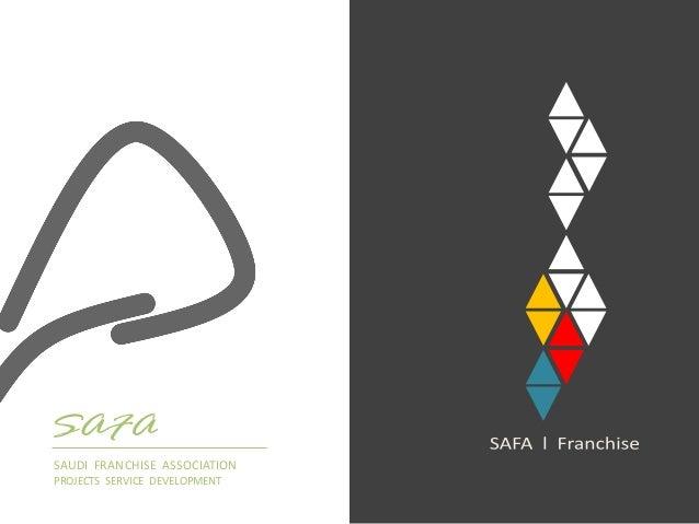SAFA l Franchise